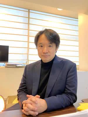 代表取締役 社長 篠原 興道